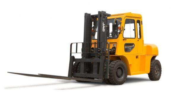 Аккумуляторы - АКБ для дизельного погрузчика JAC CPCD 60, 6 тонн - Фото 1