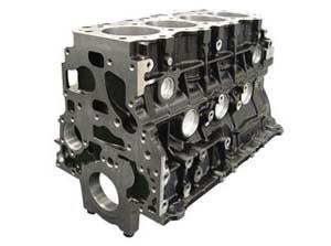 Двигатели JAC - Дизельный двигатель 10T Isuzu 6BG1 - Фото 1