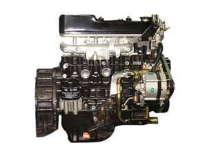 Двигатели JAC - Бензиновый двигатель 1-3.5T Nissan K21 - Фото 1