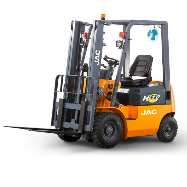 Дизельные вилочные погрузчики JAC - Дизельный вилочный погрузчик JAC CPCD 10, 1 тонна - Фото 1