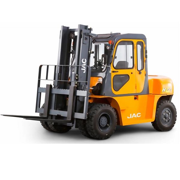 Дизельные вилочные погрузчики JAC - Дизельный вилочный погрузчик JAC CPCD 70, 7 тонн - Фото 1