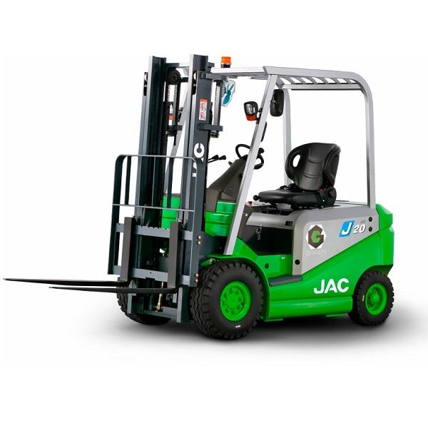 Электропогрузчики JAC - Вилочный электропогрузчик JAC CPD 20 GT, 2 тонны - Фото 1