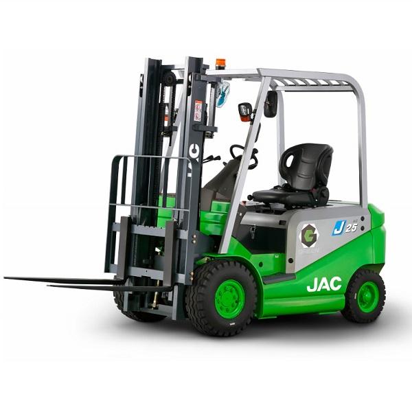 Погрузчики - Вилочный электропогрузчик JAC CPD 25 GT, 2,5 тонн - Фото 1