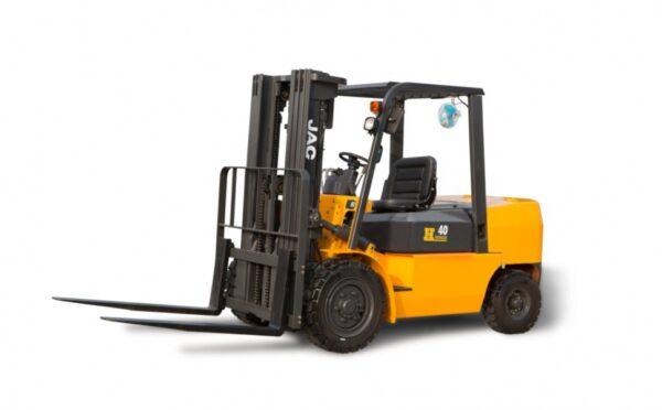 Аккумуляторы - Тяговый АКБ для дизельного погрузчика JAC CPCD 45, 4,5 тонн - Фото 1