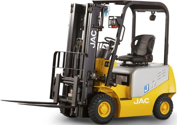 Аккумуляторы - Тяговая батарея для погрузчика JAC CPD10 - Фото 1