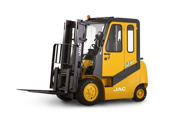 Аккумуляторы - Тяговая батарея для погрузчика JAC CPD30 - Фото 1