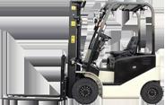 Аккумуляторы - Тяговый АКБ для электропогрузчика TFN CPD30J - Фото 1